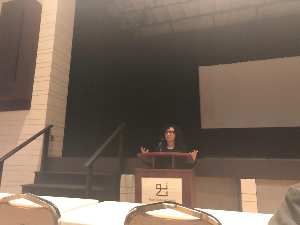 Prof. Sara Saljoughi - April 13 2019