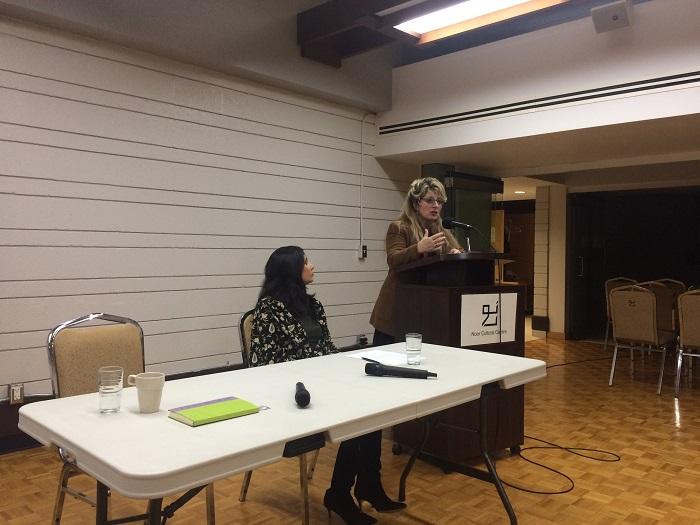 York University Community Conversation - Mar 2 2018