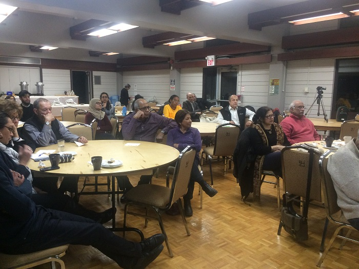 York University Community Conversation1 - Mar 2 2018