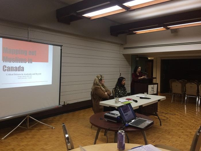 York University Community Conversation4 - Mar 2 2018