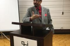 Mohammed Keshavjee - May 8 2018