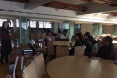 Ursula Franklin high school visit1 -April 11, 2018