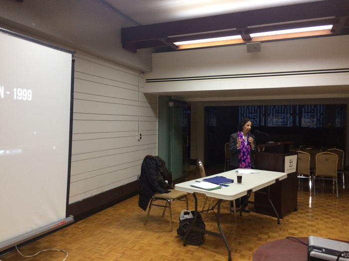 Community Sharing Series with Holy Blossom Synagogue1 - March 21 2018
