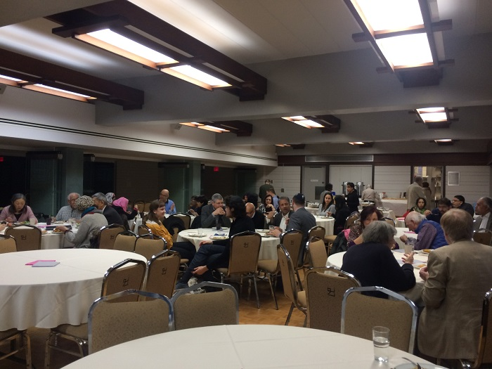 Community Sharing Series with Holy Blossom Synagogue3 - March 21 2018