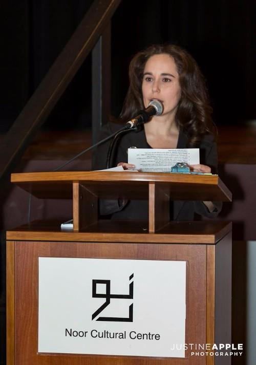 Jewish-Muslim Women Stories Event1 - April 30 2017