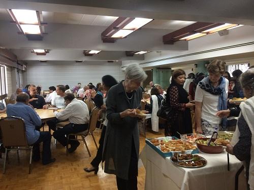 Jummah Visit - Fairlawn United Church