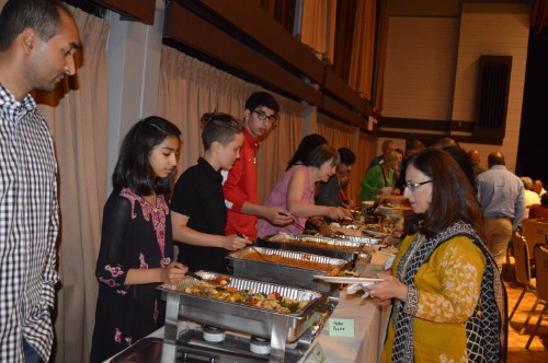 Multifaith Climate Action Iftar4 - July 5 2015