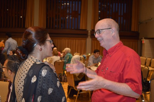 Multifaith Climate Action Iftar5 - July 5 2015