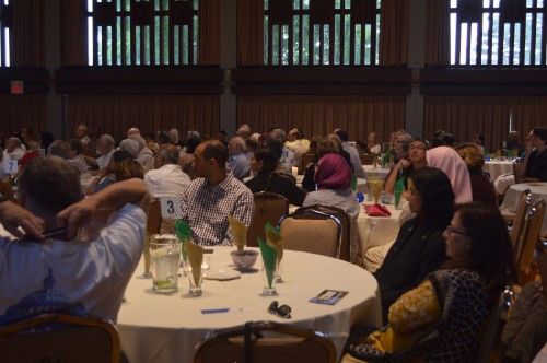 Multifaith Climate Action Iftar6 - July 5 2015