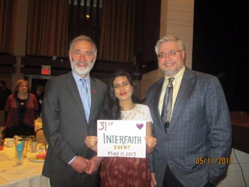 Neighbourhood Interfaith Group Annual Event-May 11 2017