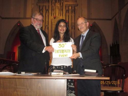 Neighbourhood Interfaith Group Annual Event1 - May 25 2016