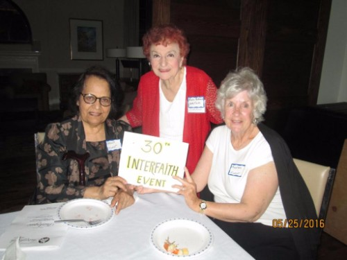 Neighbourhood Interfaith Group Annual Event7 - May 25 2016