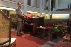 Community Sharing Series with Holy Blossom Synagogue - March 28 2018
