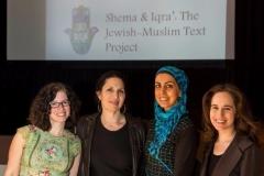 Jewish-Muslim Women Stories Event6 - April 30 2017