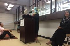 Jummah PreKhutbah - Dr. Lucy Cummings
