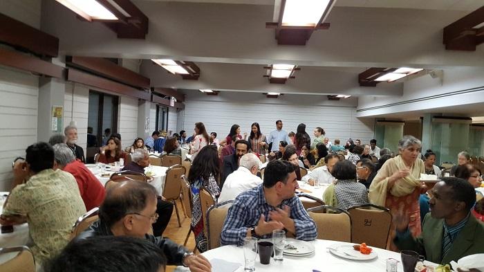 Interfaith Iftar - June 2 2018